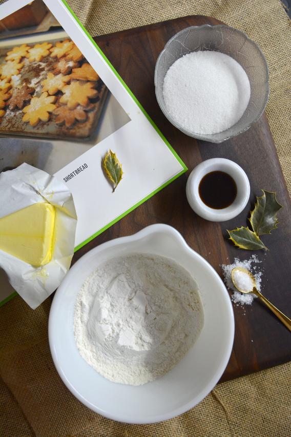 Rose Bakery Shortbread Cookie Recipe 15