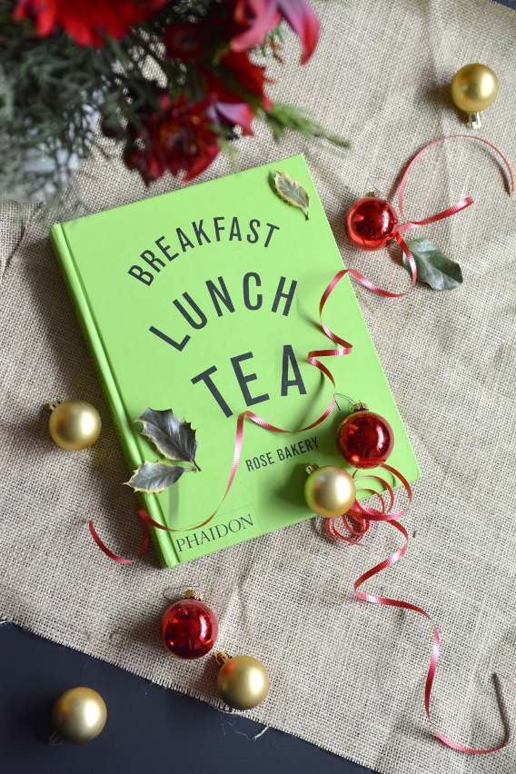 Breakfast Lunch Tea Rose Bakery Cookbook