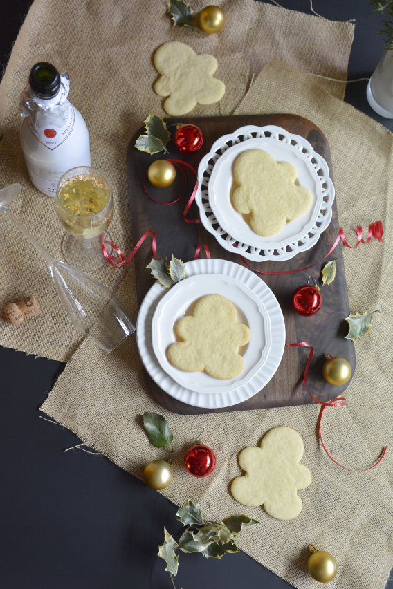 Rose Bakery Shortbread Cookie Recipe 12