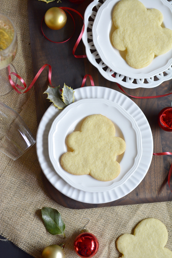Rose Bakery Shortbread Cookie Recipe 9