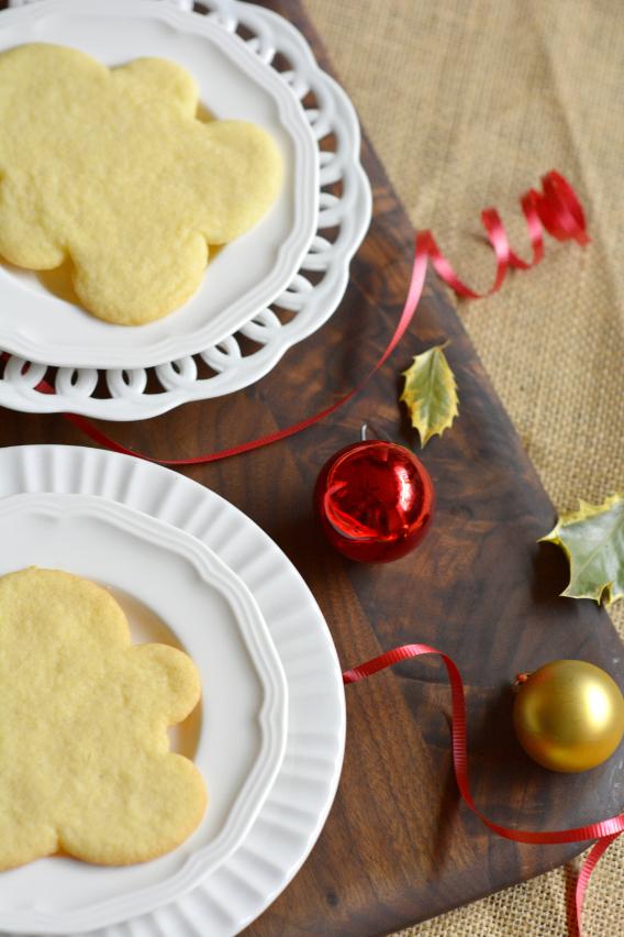 Rose Bakery Shortbread Cookie Recipe 6