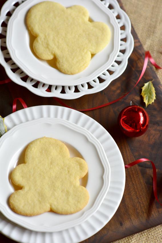 Rose Bakery Shortbread Cookie Recipe 5