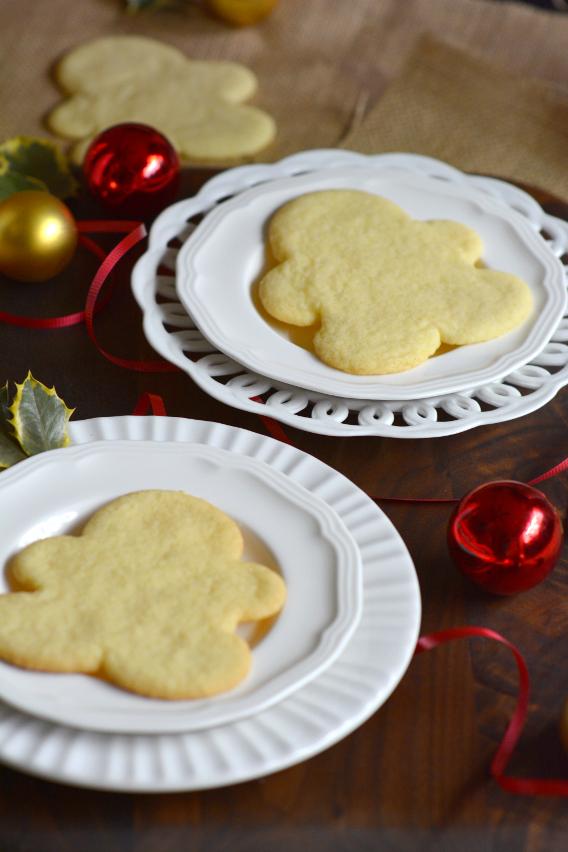 Rose Bakery Shortbread Cookie Recipe 3
