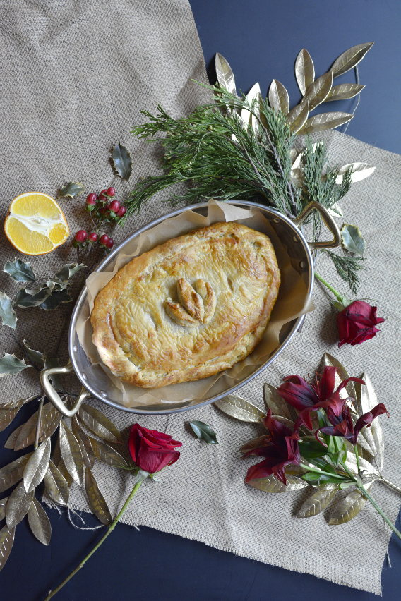 Salmon Wellington Recipe 7