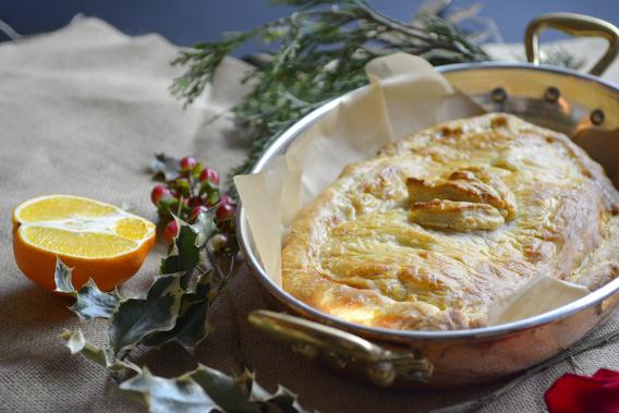Salmon Wellington Recipe 13