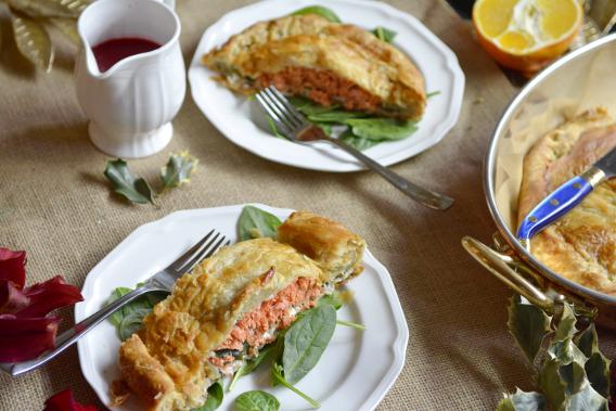 Salmon Wellington Recipe 15