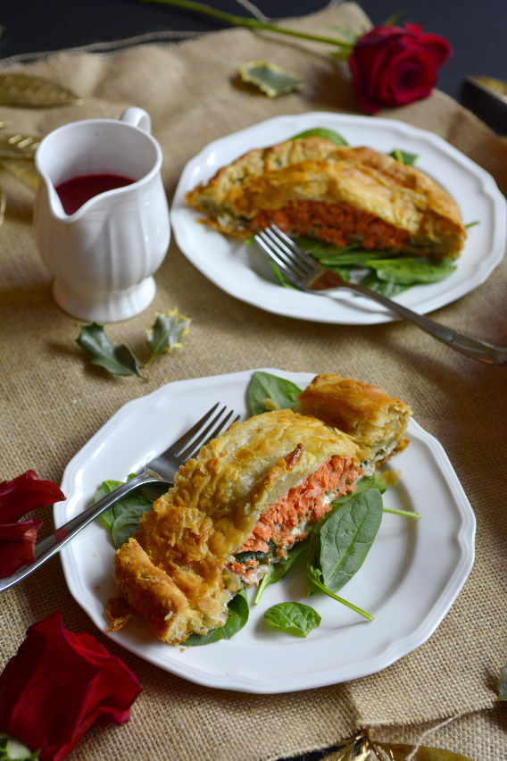 Salmon Wellington Recipe 16