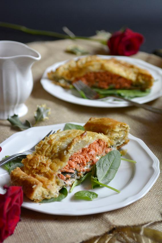 Salmon Wellington Recipe 19