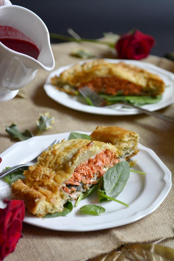 Salmon Wellington Recipe 20