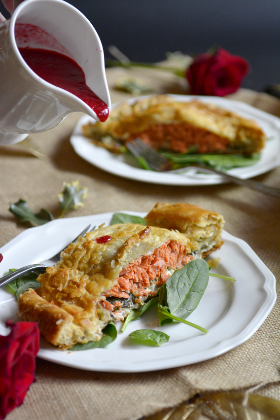 Salmon Wellington Recipe 21