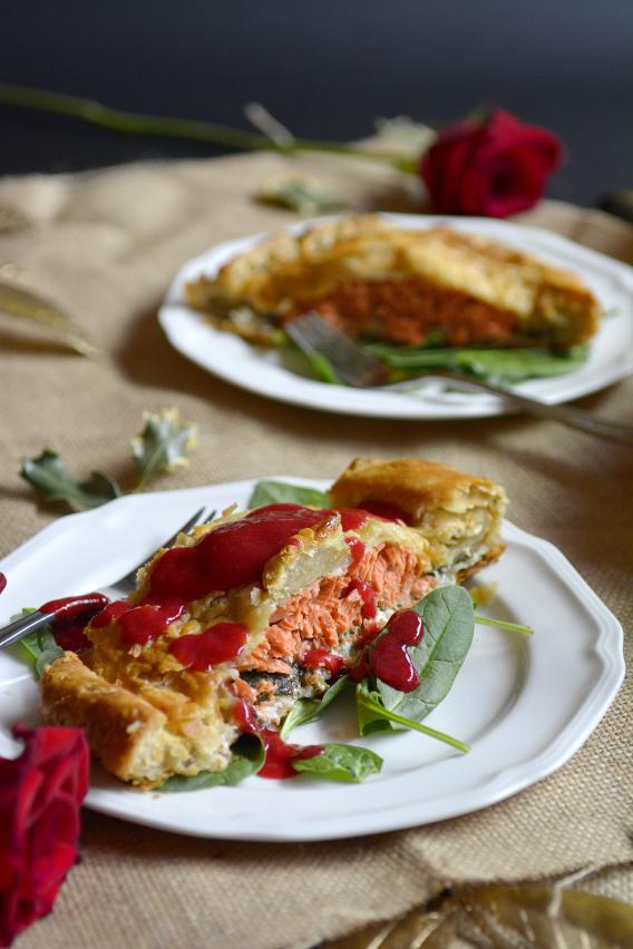 Salmon Wellington Recipe 23