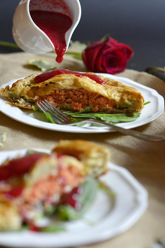 Salmon Wellington Recipe 25