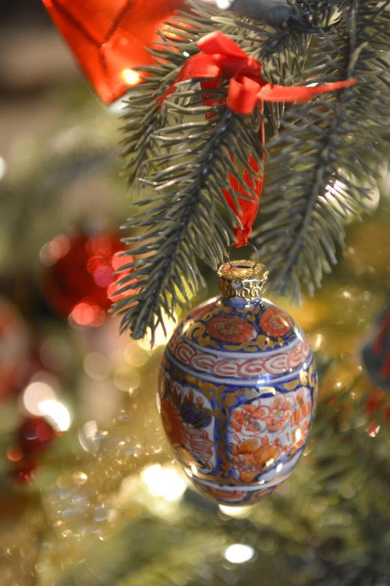 Dutch Delftware Ornament