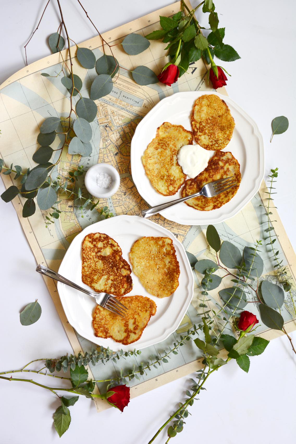 Mom's Potato Pancake Recipe 3