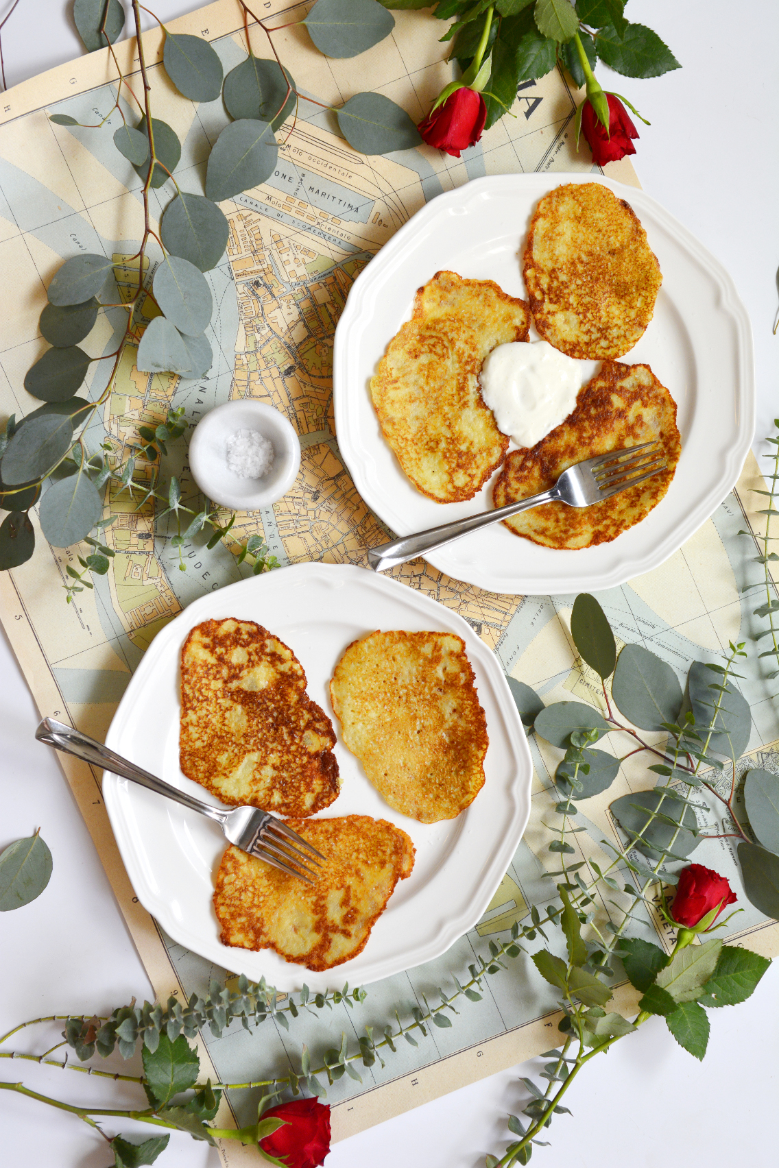 Mom's Potato Pancake Recipe 4