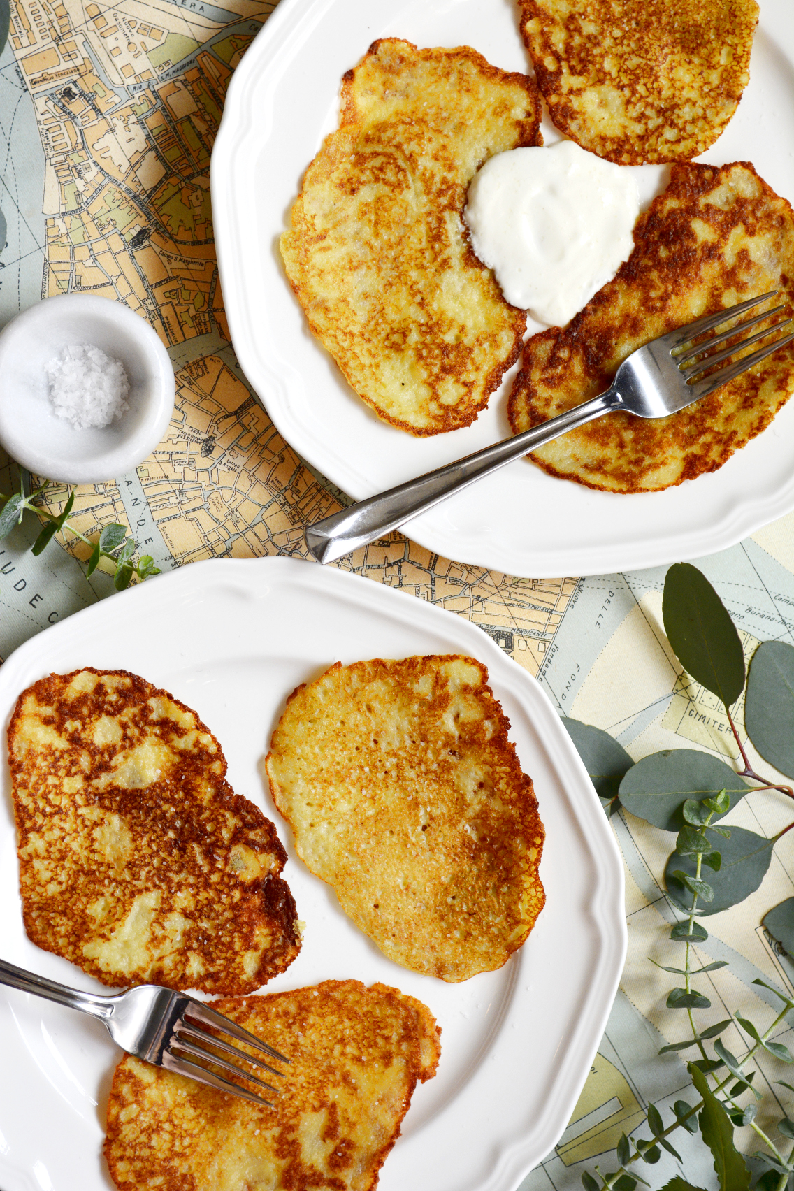 Mom's Potato Pancake Recipe 7
