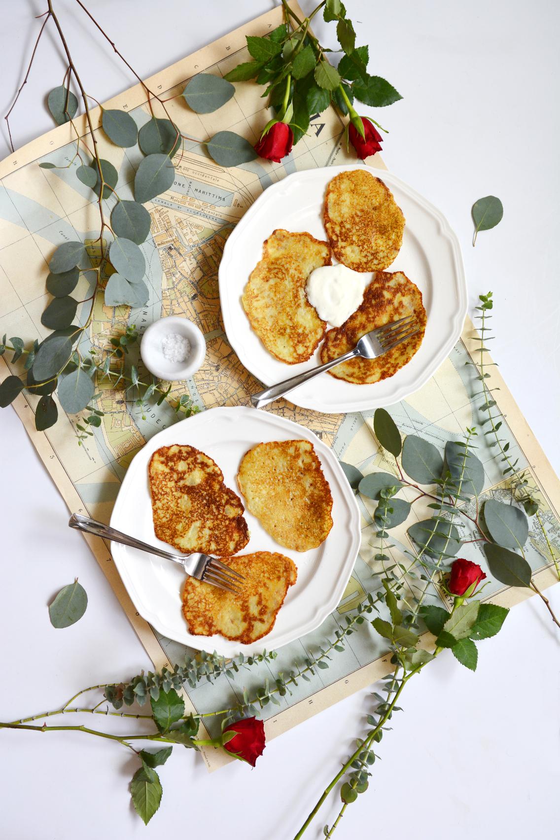 Mom's Potato Pancake Recipe 8