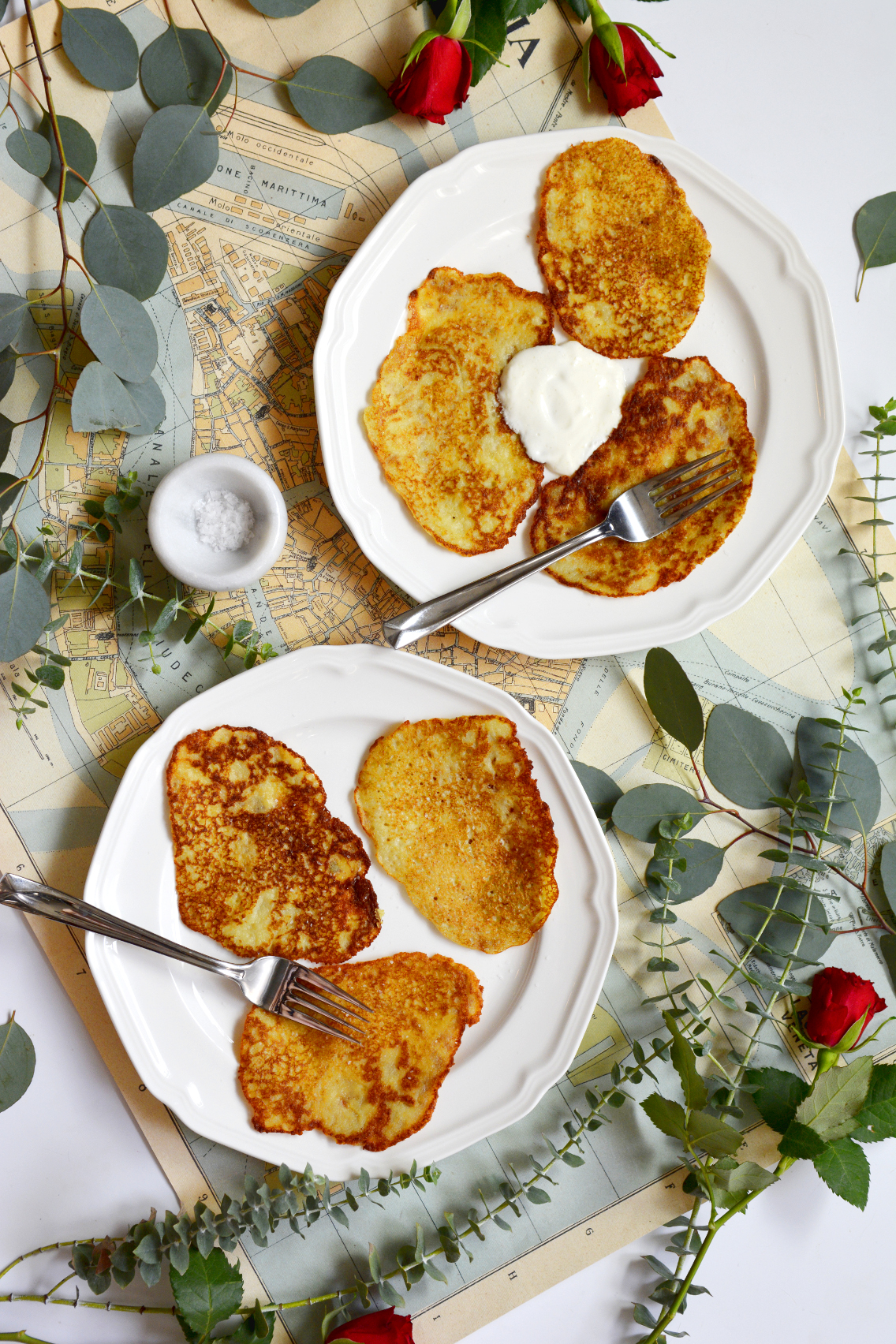 Mom's Potato Pancake Recipe 10