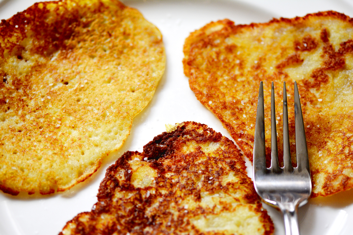 Mom's Potato Pancake Recipe 16