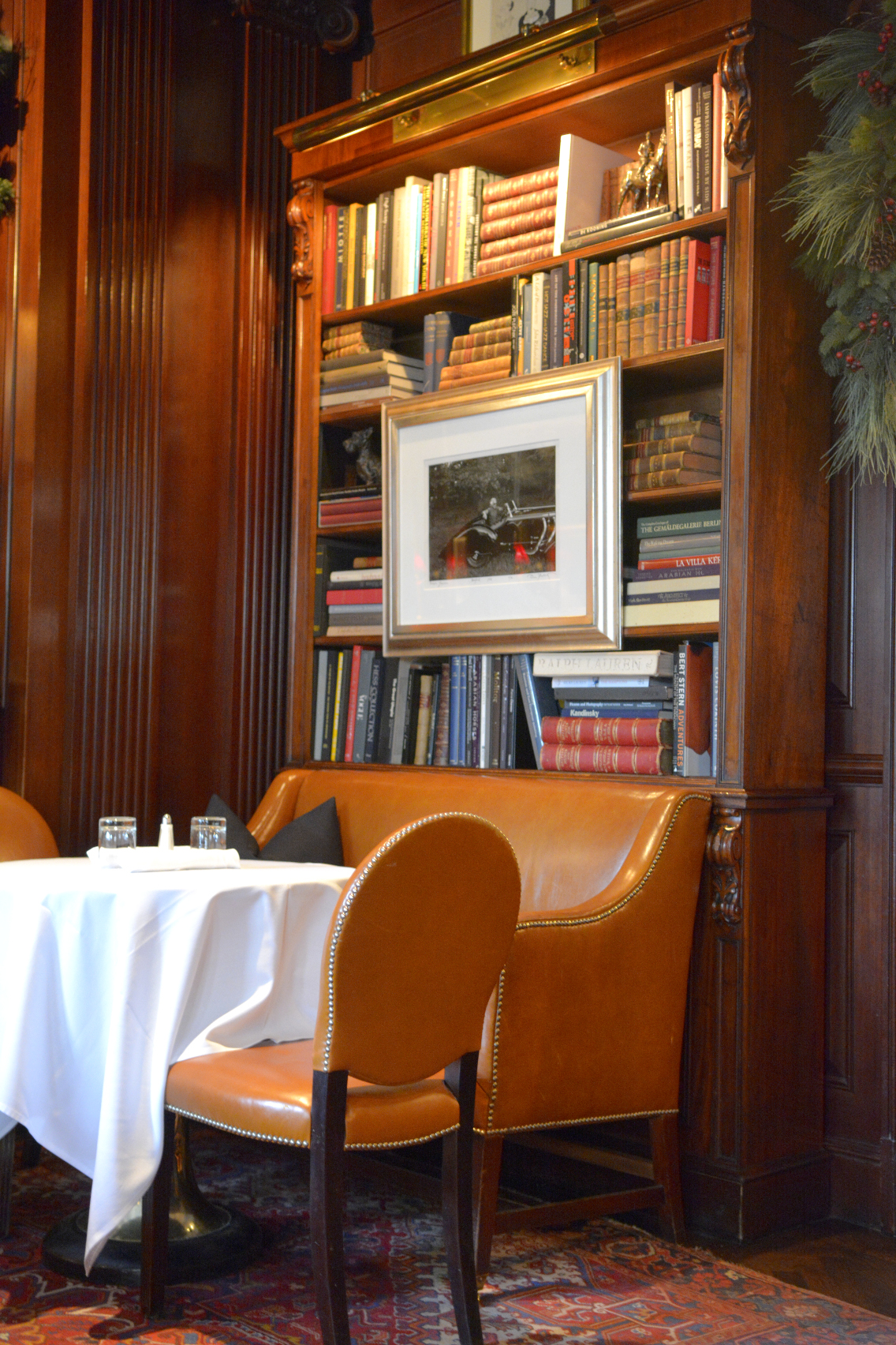 Ralph Lauren RL Restaurant Chicago 5