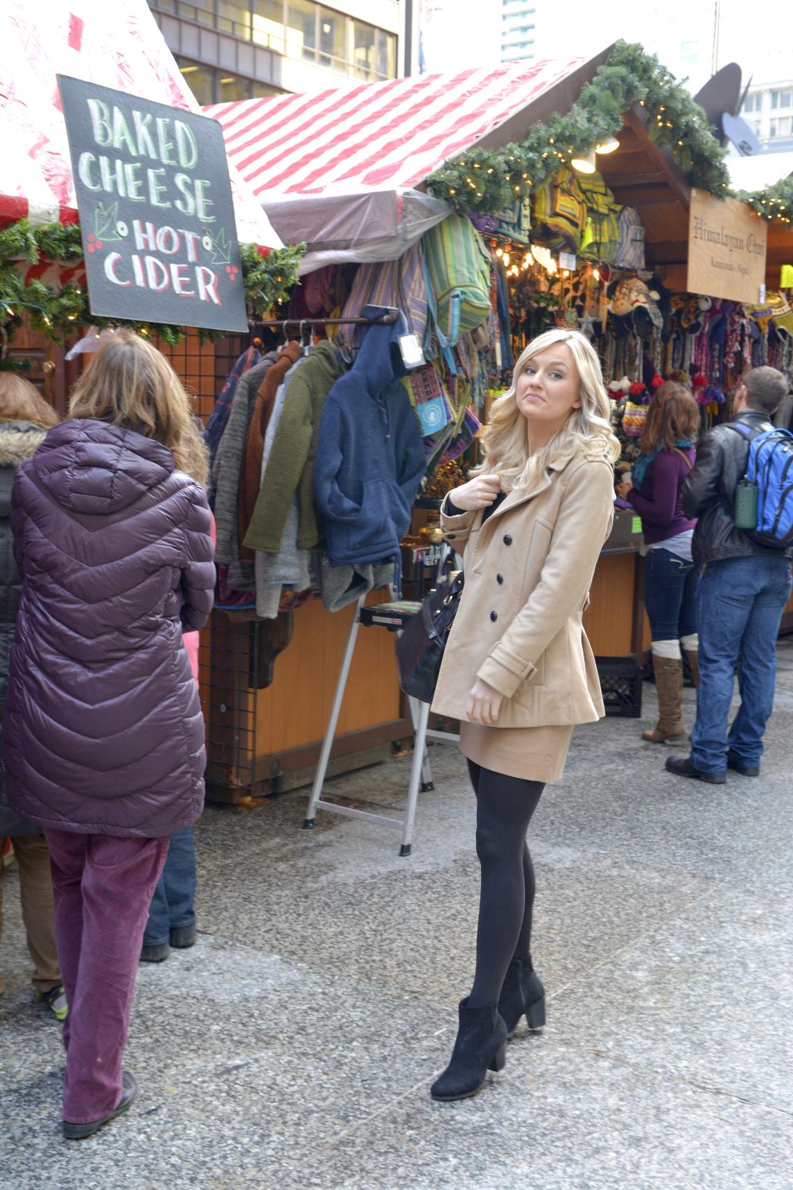 Chicago Christkindl German Market 2014 4