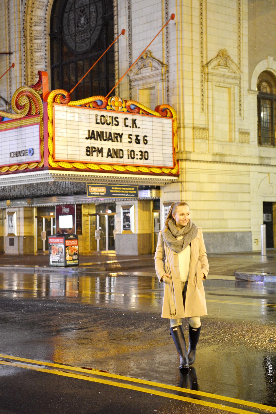Chicago Theatre with Sed Bona 6