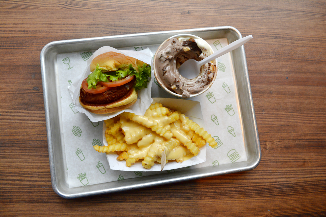 Shake Shack Chicago 13