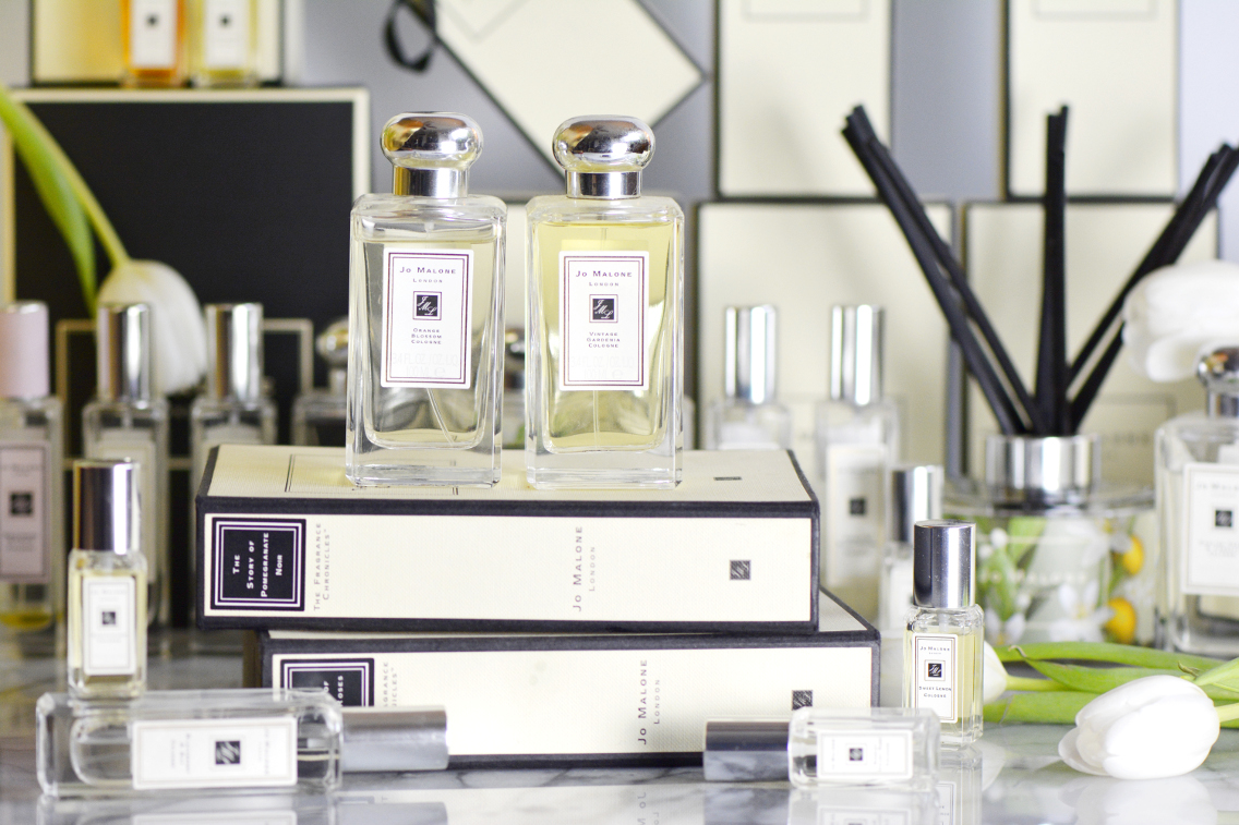 My 2015 Jo Malone London Cologne Collection 1