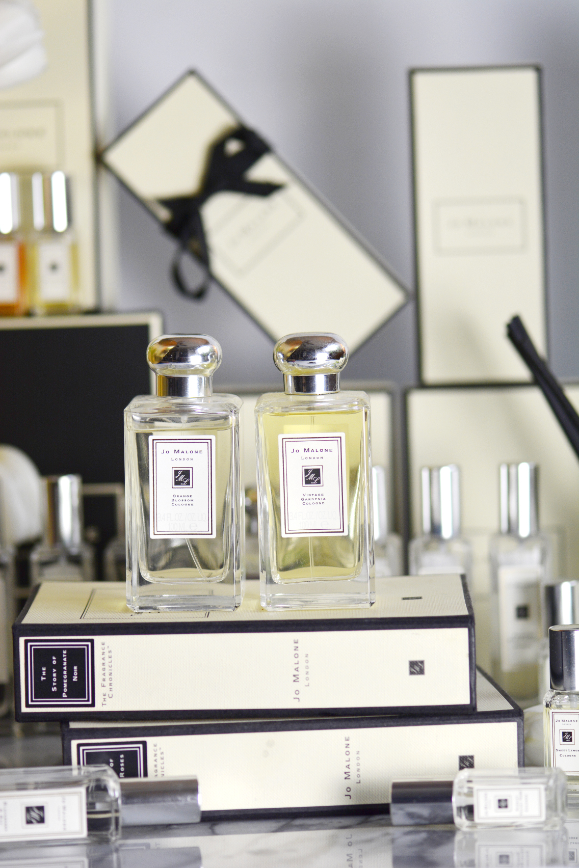 My 2015 Jo Malone London Cologne Collection 2