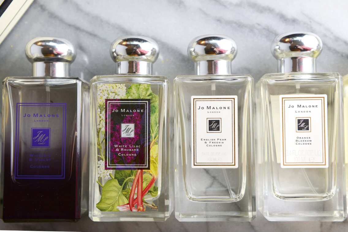 My 2015 Jo Malone London Cologne Collection 30
