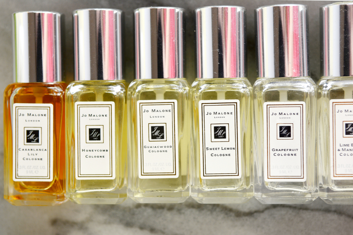 My 2015 Jo Malone London Cologne Collection 31
