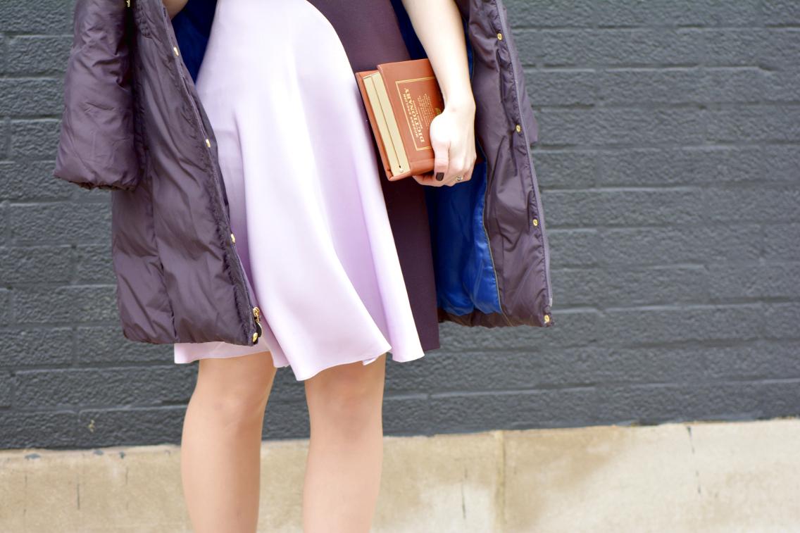 3.1 Phillip Lim Colorblock Dress Kate Spade Dictionary Clutch 22