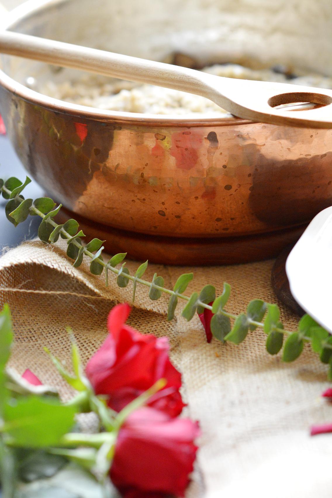 Black Truffle Mushroom Risotto Recipe 18