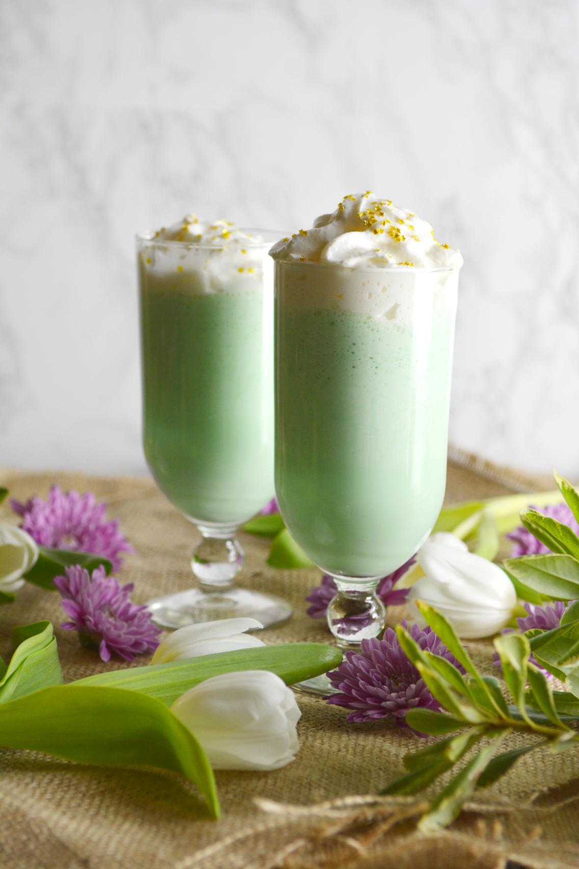 Shamrock Shake Recipe 12