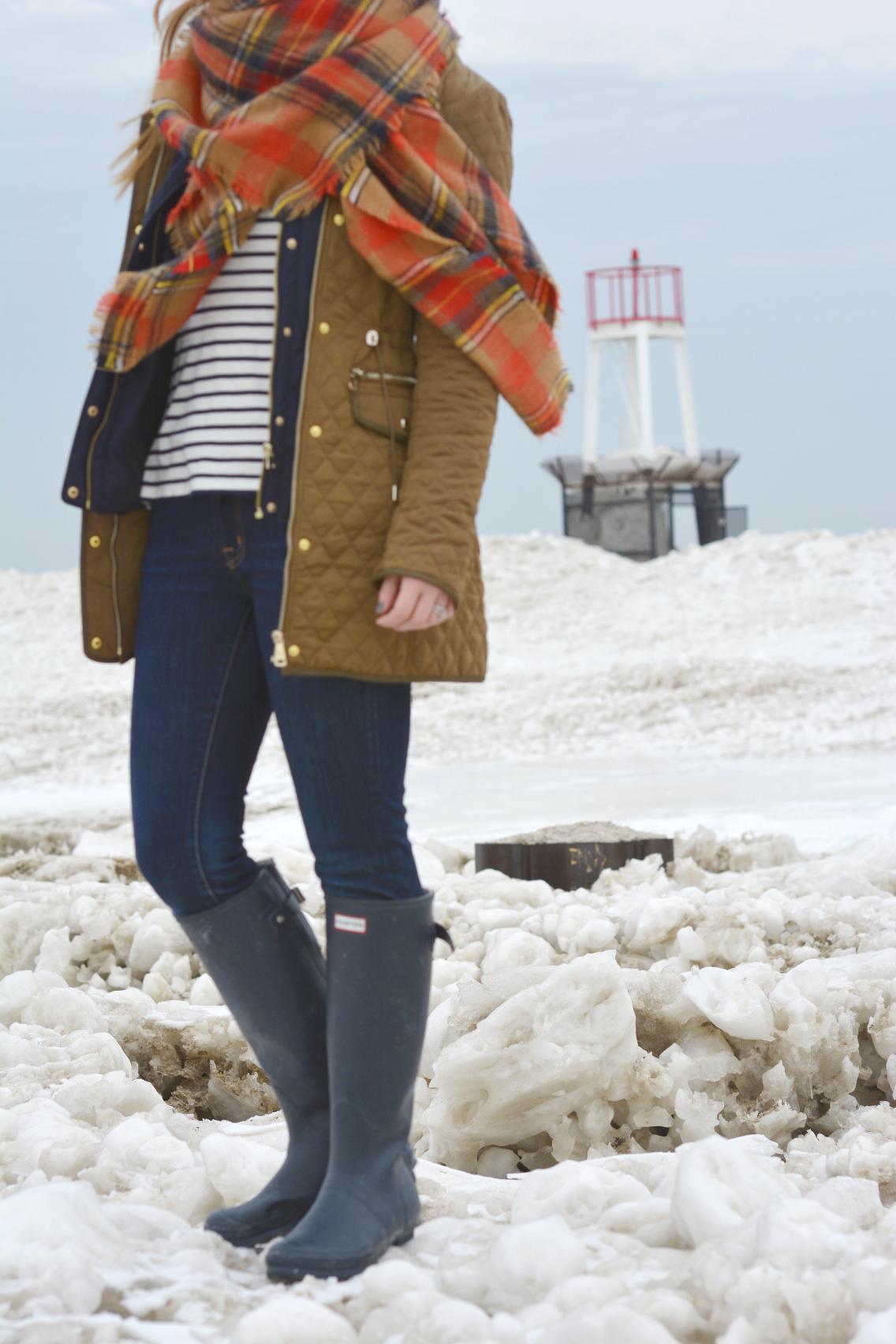 Winter at North Avenue Beach 5