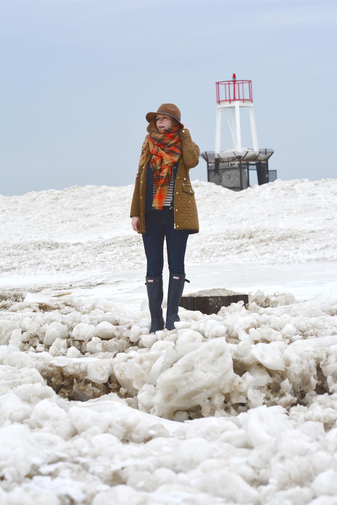 Winter at North Avenue Beach 9