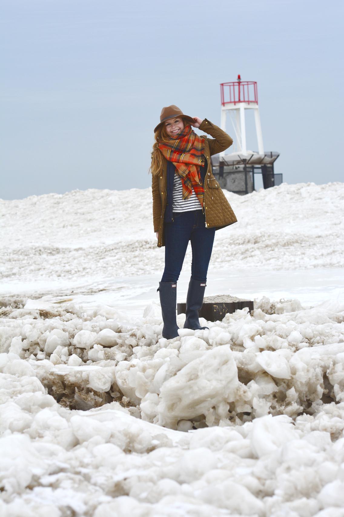 Winter at North Avenue Beach 10