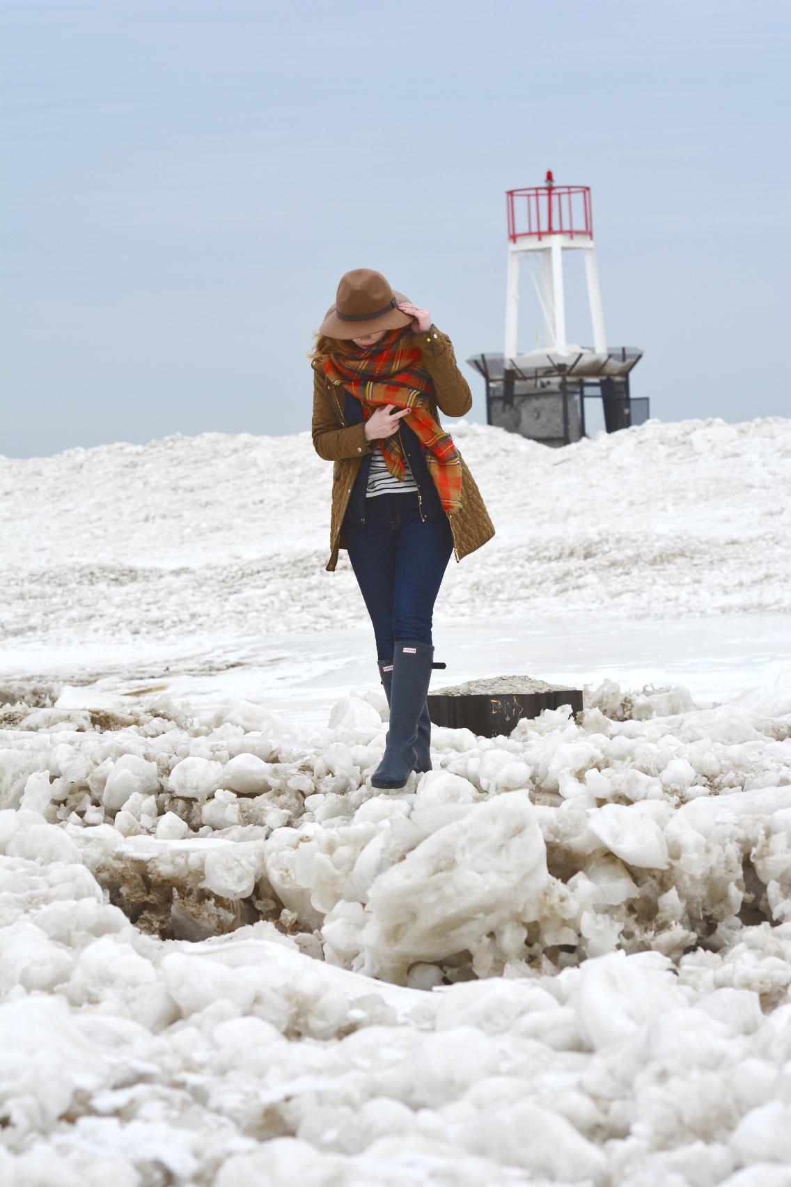 Winter at North Avenue Beach 11