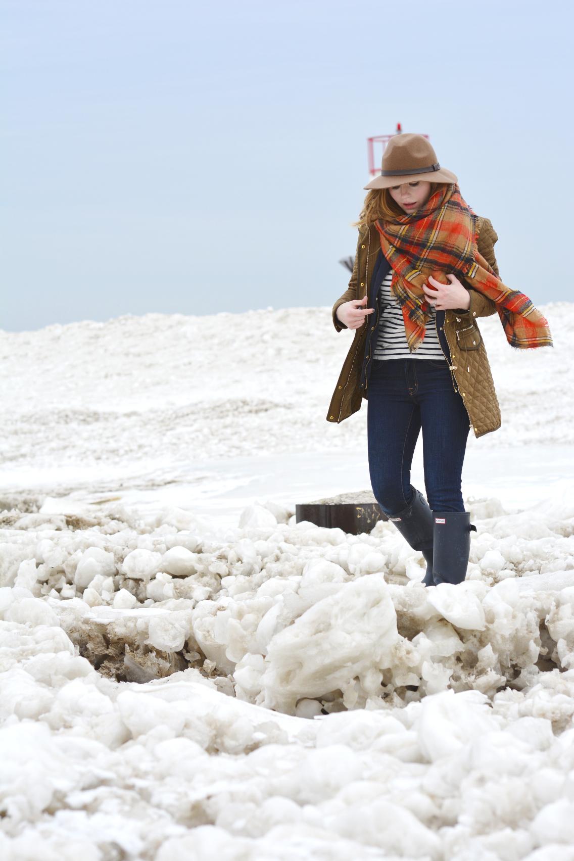 Winter at North Avenue Beach 13
