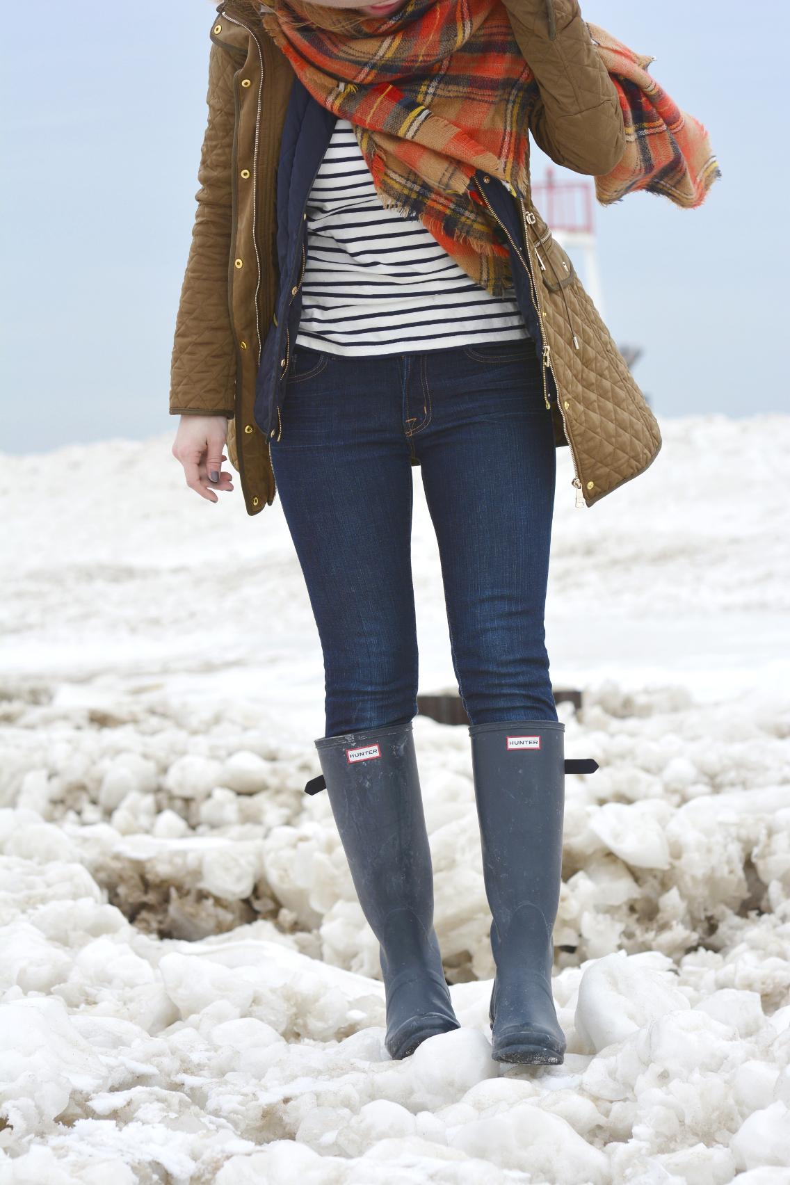 Winter at North Avenue Beach 14
