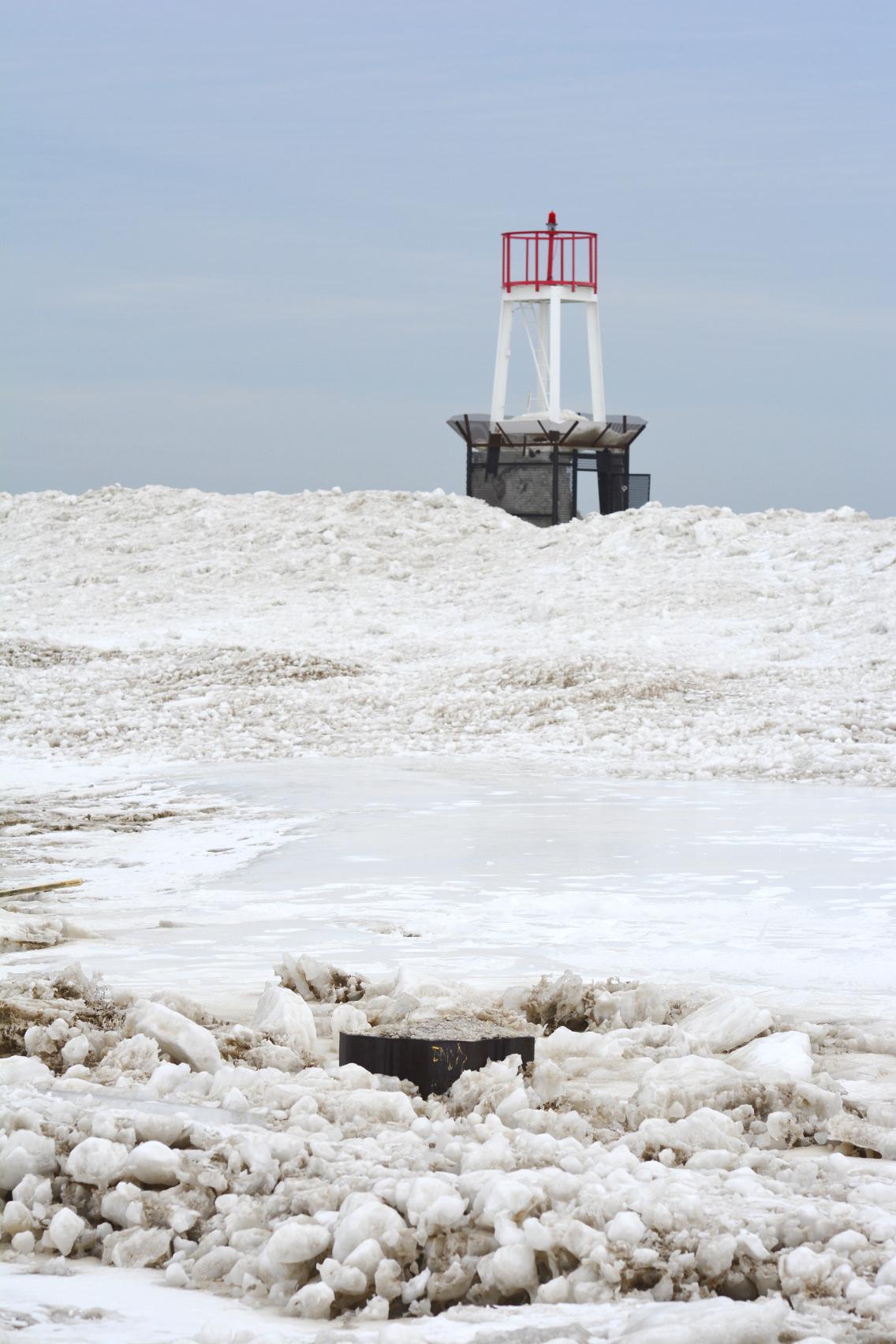 Winter at North Avenue Beach 16