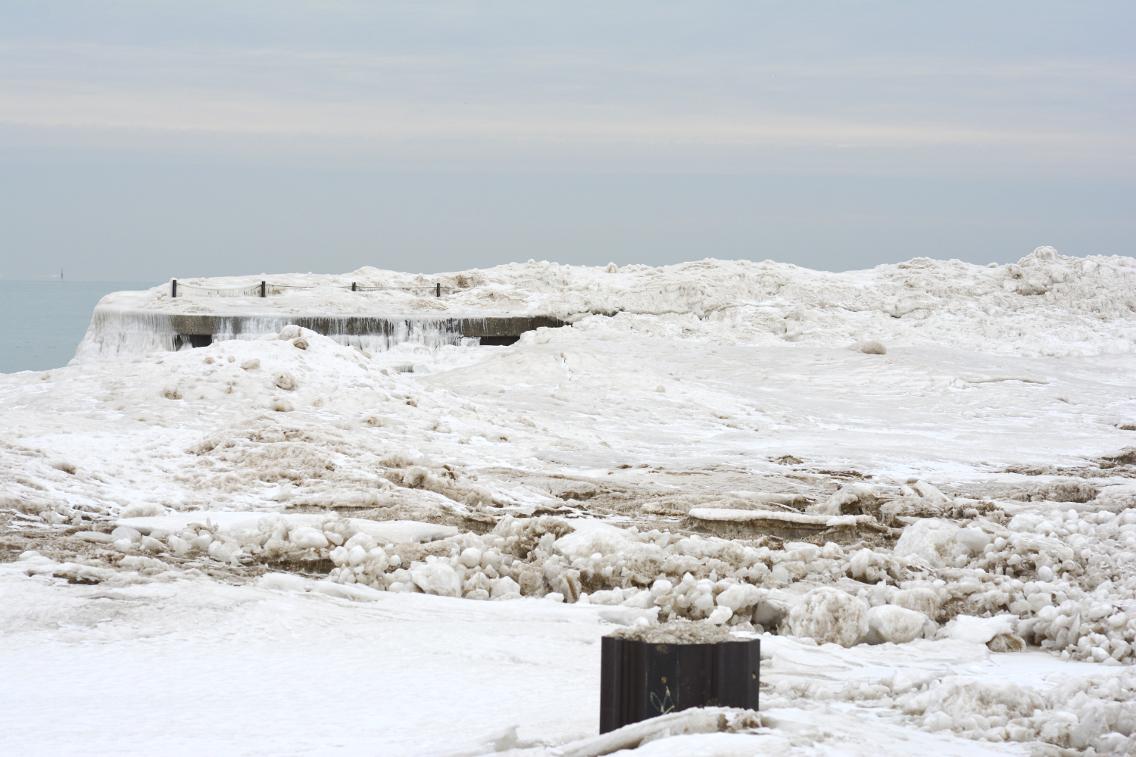 Winter at North Avenue Beach 27