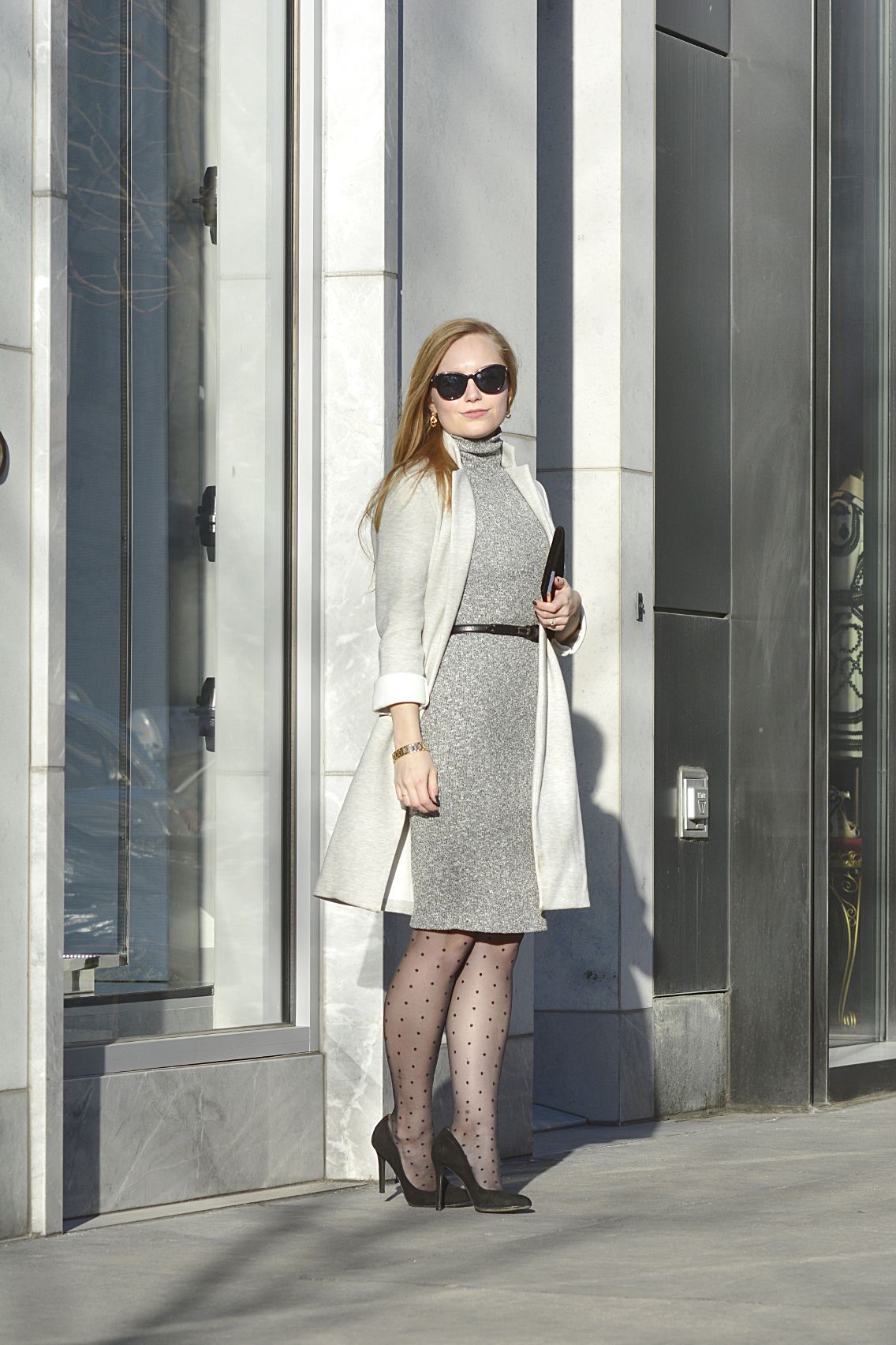 Gray Tom Ford Outfit 27