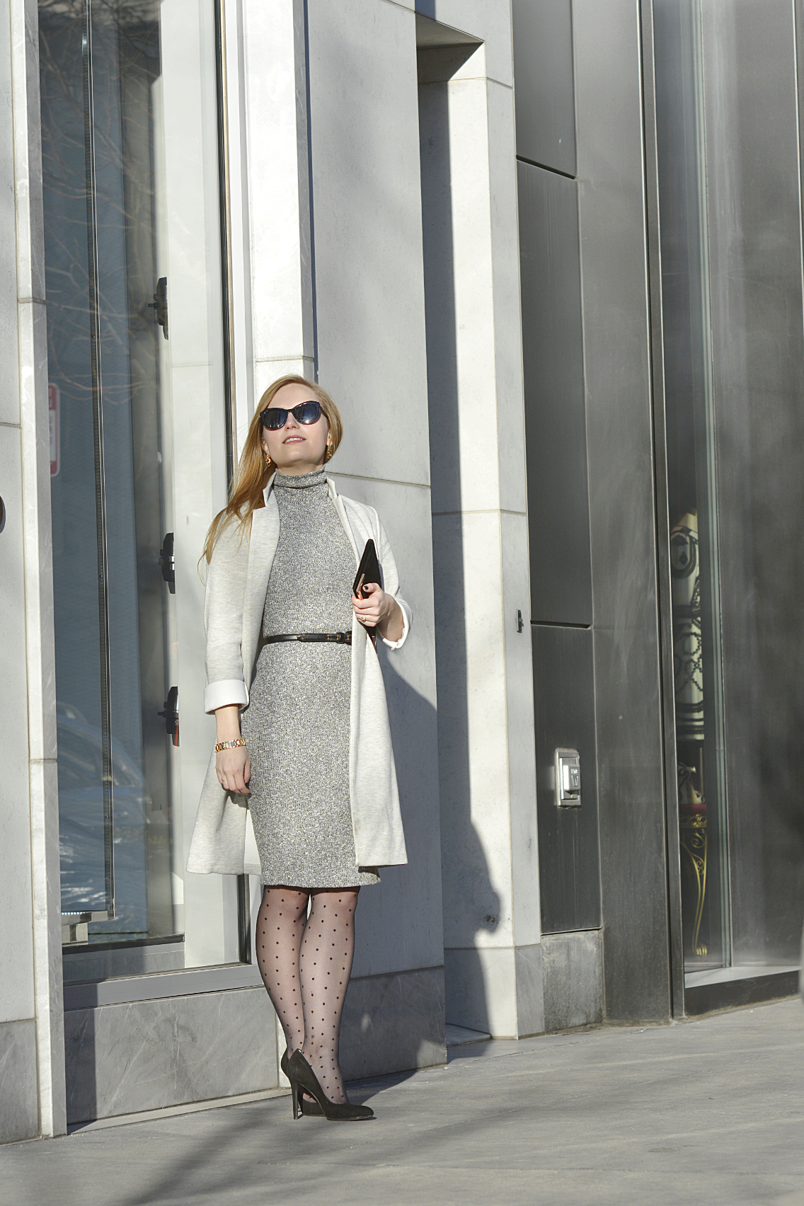 Gray Tom Ford Outfit 26
