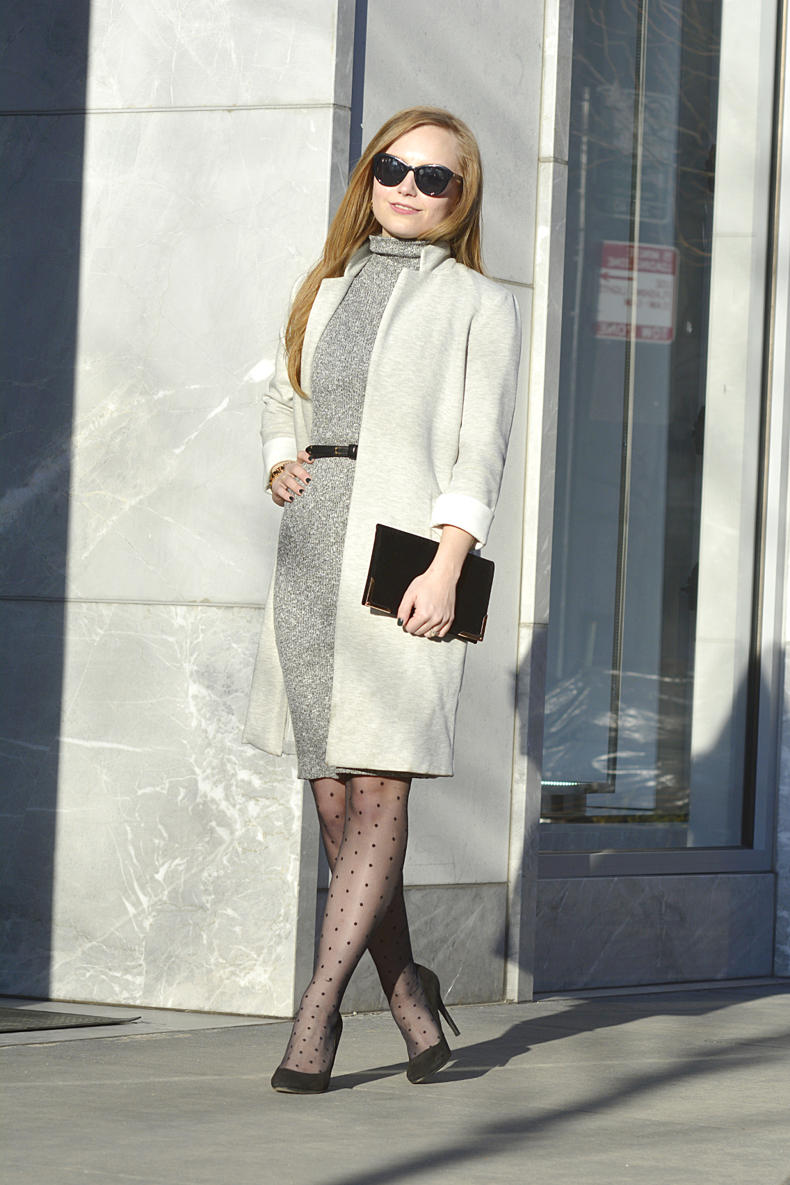 Gray Tom Ford Outfit 7