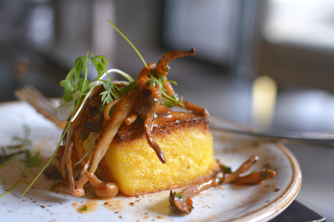 Presidio Chicago Polenta Small Plate 3