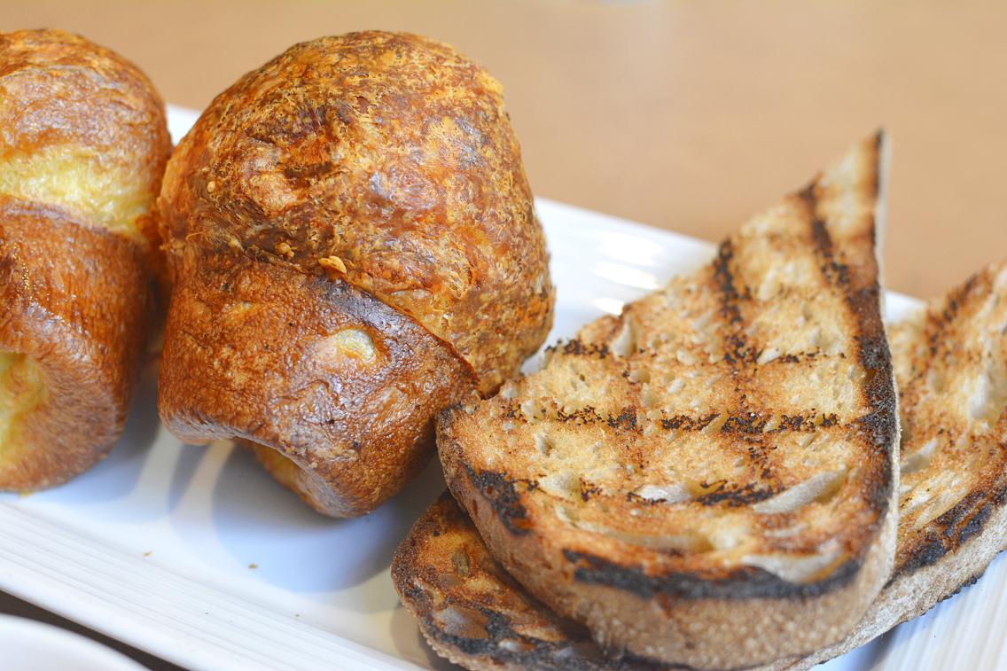 David Burke's Primehouse Chicago Rustic Bread and Popovers 3