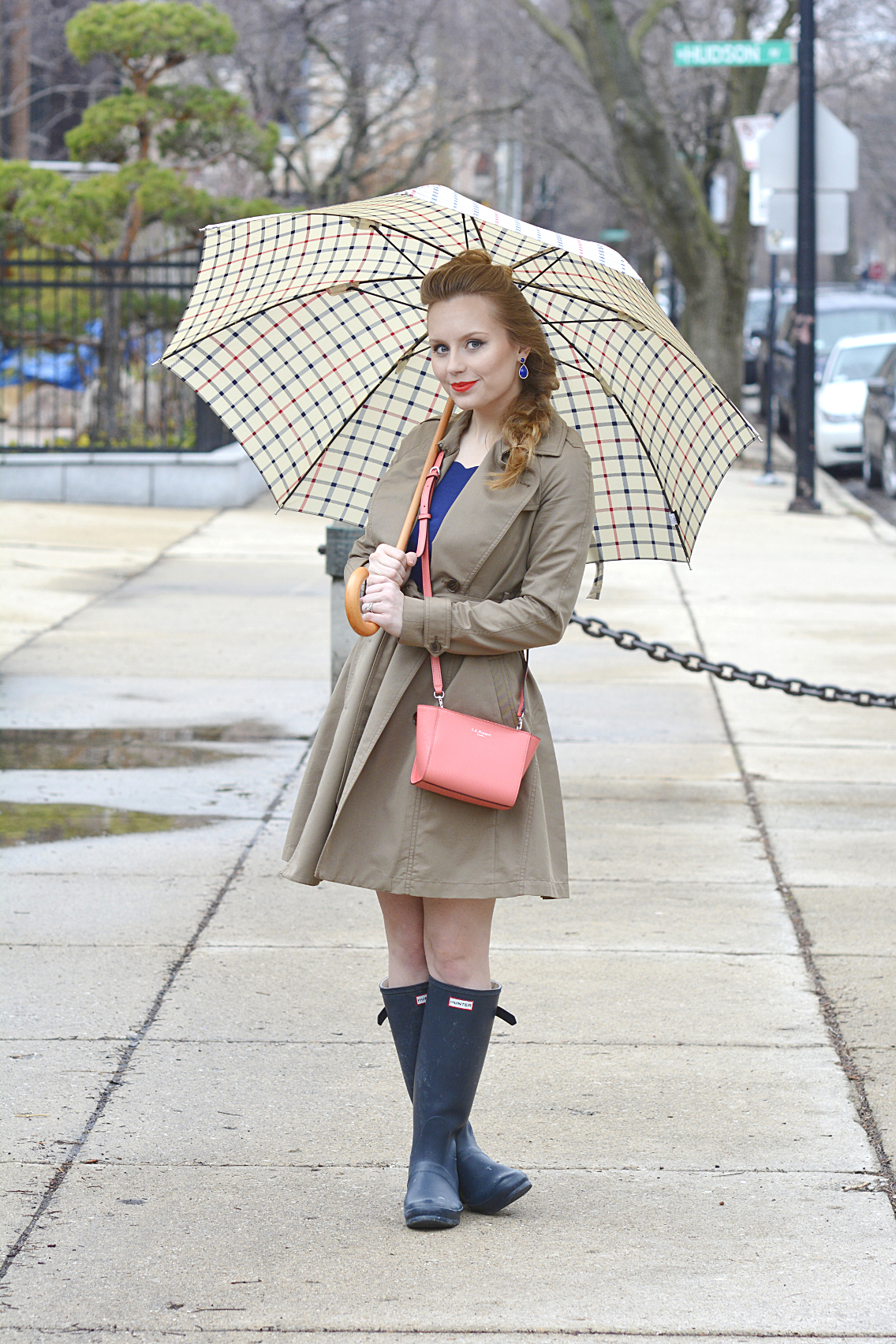 April Showers Outfit 3