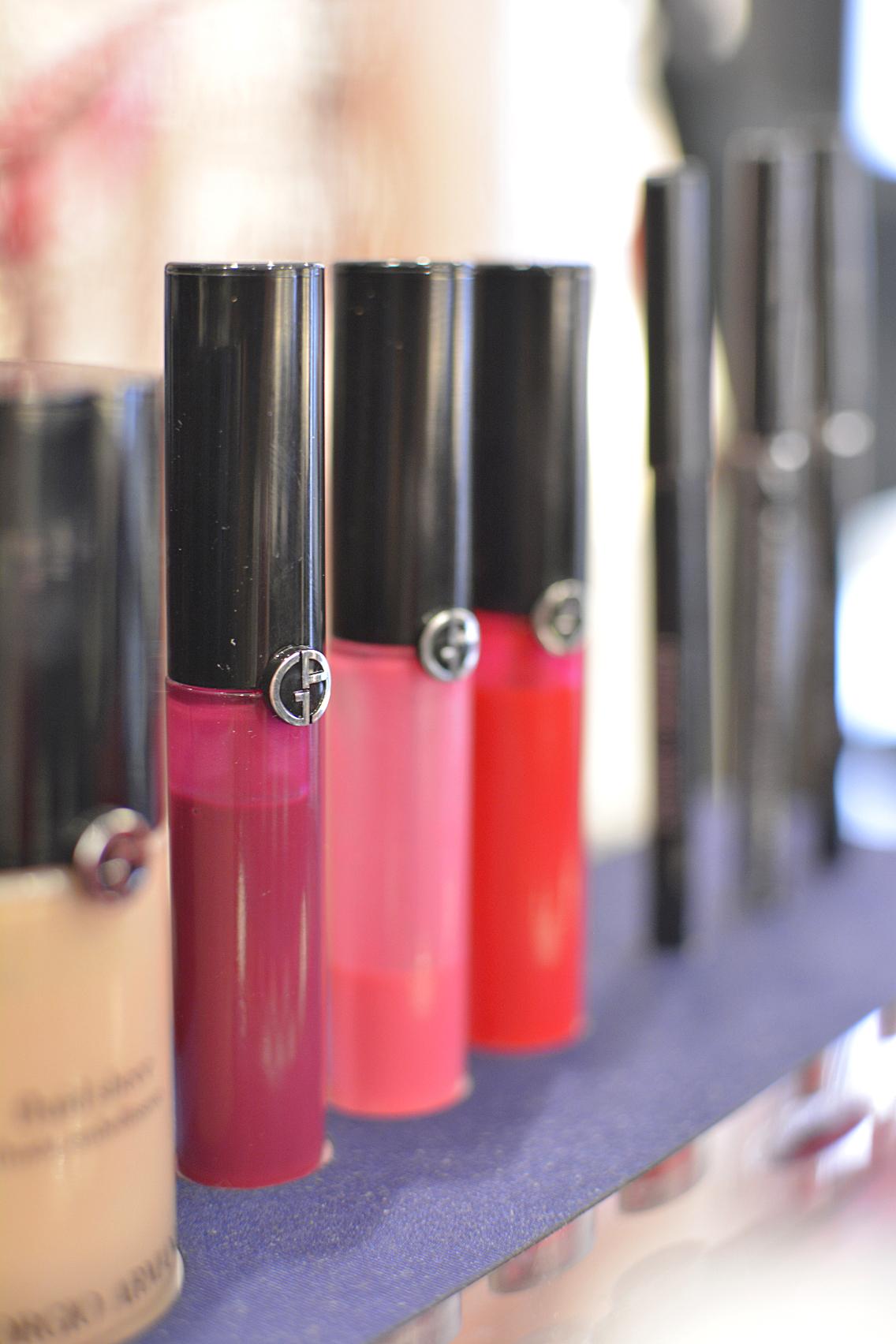 Giorgio Armani Beauty Chicago 1