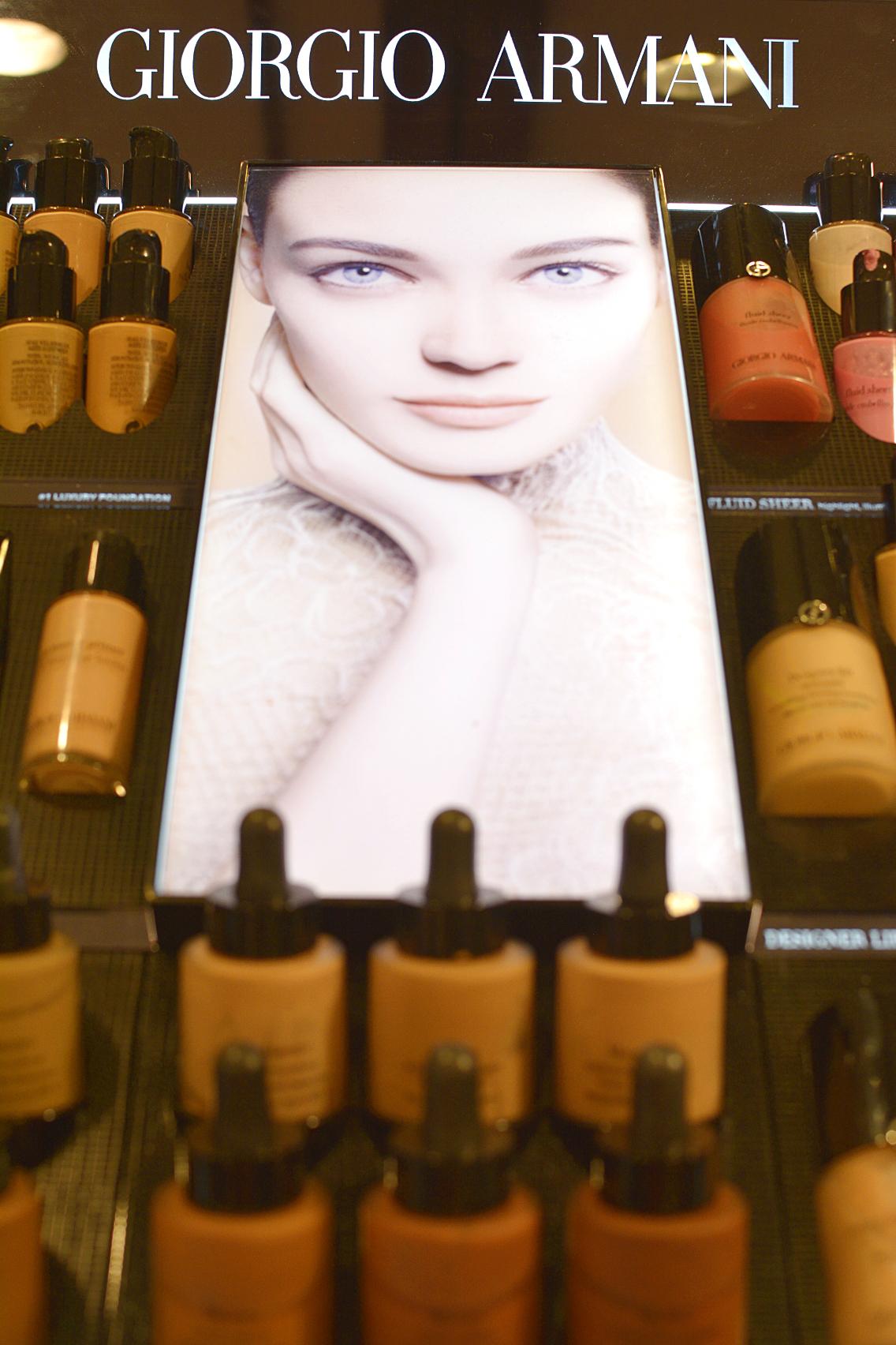 Giorgio Armani Beauty Chicago 3